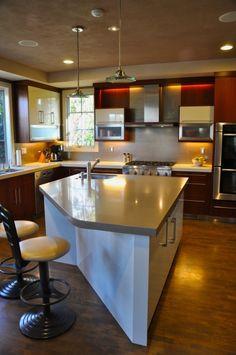 Name: Kranen Kitchen;  City: Menlo Park, CA;  Homeowner: Kathryn Kranen;  Zephyr Hood: ARC Duo