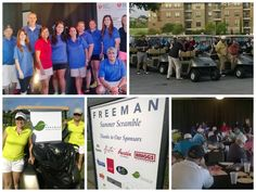 Freeman's San Antonio branch raised an estimated $9,000 to benefit the American Heart Association – My Heart. My Life last week. A big THANK YOU goes out to all our sponsors, golfers, customers, partners, & volunteers who donated their time, money, & energy to make this such a wonderful event. To learn more about AHA or to donate, please visit:  http://www.heart.org/HEARTORG/ #FreemanCo #TrueBlue #AmericanHeartAssociation #SanAntonio #golftournament #PayItForward