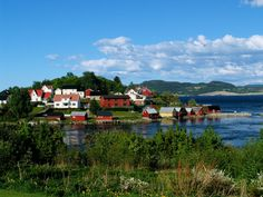 Summertime in southern Norway
