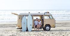 VW Vanagon Rental in California / Our Vintage Surfari Wagon Adventure