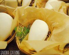 'Bao Lao' al vapor by Sarova / 'Bao Lao' steamed #gastronomia #foodies #food #catering