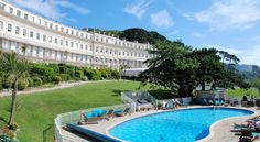 The Osborne Hotel Torquay With wonderful views across Tor Bay, The Osborne Hotel has a modern health club, an outdoor pool and leafy sun terrace. The hotel is set in 6 acres of grounds that lead to Meadfoot Beach.