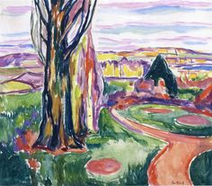 From Jeloya by Edvard Munch