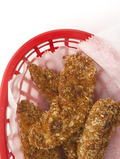 Fried Food Makeovers: Healthy fried chicken
