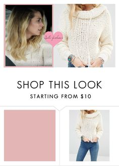 """""""strawberry fields 2"""" by zoella-fashionx ❤ liked on Polyvore featuring York Wallcoverings and Free People"""