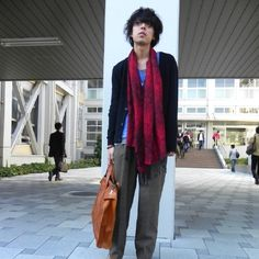 飯原大樹(慶応義塾大学):学生団体ADDの代表。大学生のファッションに対する意識・知識の底上げやファッションというフィルターを通じて現代社会に問題意識を持つことが出来る人格形成を目標に,ファッションフリーペーパーなどを発行している。