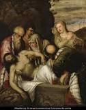 The Entombment of Chirst - Titian
