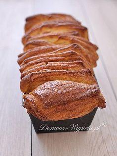 Cynamonowe ciasto drożdżowe do odrywania Christmas Scents, Blueberry Cheesecake, Food Cakes, Pina Colada, Plant Based Diet, Banana Bread, Cake Recipes, Sweet Tooth, Sweet Treats