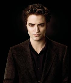 Edward Cullen (born Edward Anthony Masen, Jr., on June 20, 1901 in Chicago, Illinois) is a telepathic vampire and a founding member of the Olympic coven, as well as a protagonist of the Twilight Saga.  He is the husband of Bella Swan and the father of Renesmee Cullen. Edward is the adoptive son of Carlisle and Esme Cullen, as well as the son-in-law of Charlie Swan and Renée Dwyer. He is the adoptive brother of Emmett and Alice Cullen, and Rosalie and Jasper Hale.