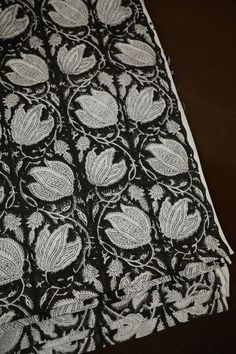 Dabu Print, Print Fabrics, Fabric Online, Pattern Art, Cotton Fabric, Printing, Floral, Design, Cotton Textile