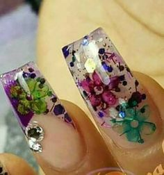 Hot Trendy Nail Art Designs that You Will Love Creative Nail Designs, Creative Nails, Acrylic Nail Designs, Nail Art Designs, Acrylic Nails, Trendy Nail Art, Nail Art Diy, Rhinestone Nails, Bling Nails