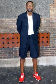 Dwyane Wade: The Style MVP