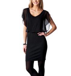 63dc1a26ff3 Robe de soirée femme - Noir - Robes - Femme - Promod