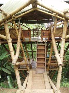 My dream tree house getaway!