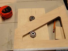 making a router lift