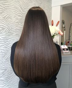 You can't beat a super sleek weave 😻🤤🙌🏼 Extensions by . For consultation, price lists & to book please contact; - or - 💌 Direct Message High Street, Standish, Best Ombre Hair, Ombre Hair Color, Brown Hair Colors, Shiney Hair, Glossy Hair, Beautiful Long Hair, Gorgeous Hair, Long Brunette Hair, Long Dark Hair