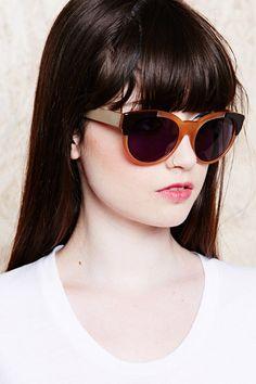 House of Harlow Adalyn Vintage Sunglasses