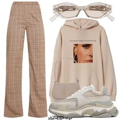 trendy outfits for women * trendy outfits . trendy outfits for school . trendy outfits for summer . trendy outfits for women . Aesthetic Fashion, Aesthetic Clothes, Look Fashion, 90s Fashion, Hijab Fashion, Korean Fashion, Fashion Outfits, Womens Fashion, Fashion Trends