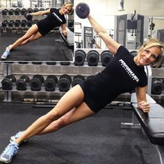 Total-Body Workout Plan to Burn Body Fat and Build Lean Muscle Mass | Shape Magazine