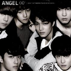 exo k and m | Make Your Friendship! Hello to S3J1^^: EXO-K Angel