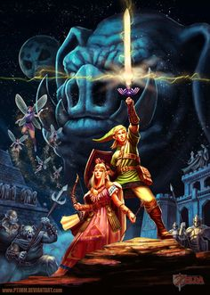 Legend of Zelda T-Shirt by Steven Gelenter aka COD Designs. Link Wars is a Star Wars poster style Legend of Zelda t-shirt. The Legend Of Zelda, Pokemon, The Lone Ranger, Science Fiction, Link Zelda, Star Wars Poster, Video Game Art, Video Games, Twilight Princess