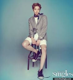 NIel - SIngles Magazine July Issue '15