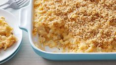 The savory version of having your cake and eating it too, this slimmed-down, super-creamy mac and cheese gets a veggie boost from 2 cups of cauliflower florets, which add wonderful flavor and texture.