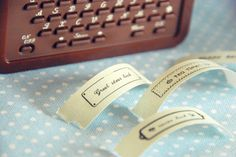 oh. em. gee.  washi tape PRINTER.  Prints ON WASHI TAPE.  I could DIE.