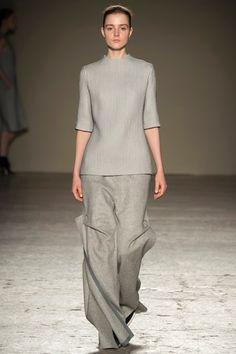 Sfilata Gabriele Colangelo Milano - Collezioni Autunno Inverno 2015-16 - Vogue
