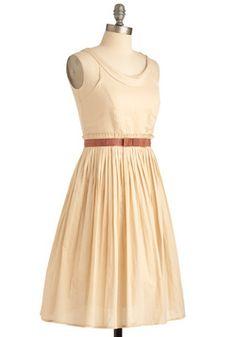 Mauve-in Date Dress