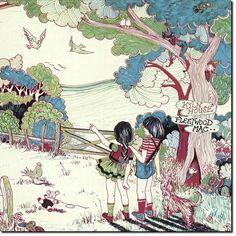 Music videos: Fleetwood Mac - Kiln House (1970) [2017]