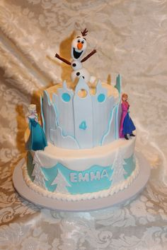 Cake Decorating Plastic Figurines : 1000+ images about My Cake Creations on Pinterest ...