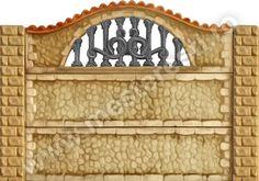 Gard Beton - Model Tracic 1  Pentru comenzi și detalii sunați la 0749 123 451  #home #garden #gradina #gardbeton Model, Scale Model, Models, Template, Pattern, Mockup, Modeling