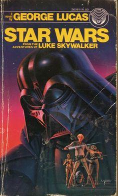 1st Edition Star Wars Paperback