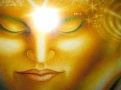 """""""I am submerged in Eternal Light. It permeates every particle of my Being. I am living in that Light."""" ~ Yogananda <3"""