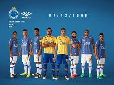 Terceira camisa do Cruzeiro 2016-2017 Umbro