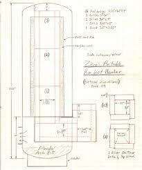 Resultado De Imagen Para Pdf Estufa Rocket Planos Plans