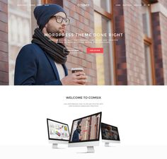 Score: 89 We believe that a WordPress theme must be natively featureful, intuitively easy to use, flexible and user friendly, so we spent eight months, yes that's true, 8 long months on developing and delivering the Cosmix Theme to you. We have worked on so many details to make sure the product ...