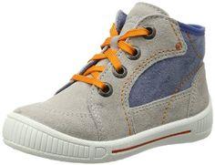 Superfit Cooly – Zapatos primeros pasos de cuero para niño