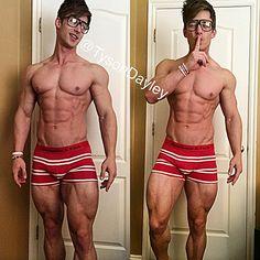 Muscle Men, Male Beauty, Hero, Guys, American, Muscles, Instagram, Built Ins, Muscle