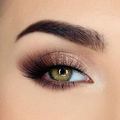Too Faced Natural Eyes Neutral Eyeshadow Collection, Multi You are in the right place about Make-up artistico Here we offer … Makeup Eye Looks, Eye Makeup Tips, Eyeshadow Makeup, Smoky Eyeshadow, Shimmer Eyeshadow, Eye Makeup For Hazel Eyes, Subtle Eye Makeup, Makeup Looks For Green Eyes, Makeup For Black Dress