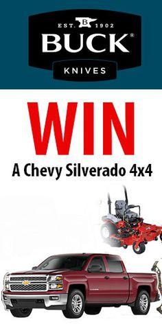 Win a Chevy Silverado 4�4