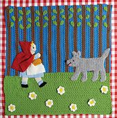 Ravelry: Into the Woods Blanket pattern by Michele Wilcox