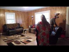 Rearranging Livingroom