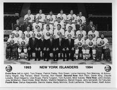 The 1993-1994 New York Islanders.  I miss this team!