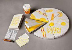 90 embalagens de pizzas criativas - Assuntos Criativos