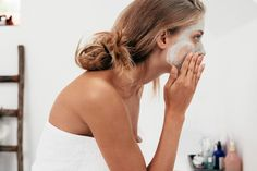 How To Make Pores Disappear With Only Natural Ingredients Acne Treatment, Skin Treatments, Acne Prone Skin, Oily Skin, Acne Skin, Anti Aging Skin Care, Natural Skin Care, Natural Beauty, Best Face Mask