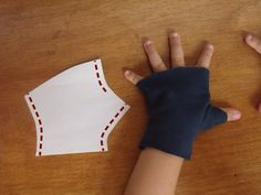 Best Image of Glove Sewing Pattern Glove Sewing Pattern How To Make Fingerless Mittens Sweater Mittens, Fingerless Mittens, Vogue Sewing Patterns, Hat Patterns, Stitch Patterns, Knitting Patterns, Mittens Pattern, Sewing Leather, Leather Gloves