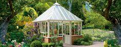 7 viktoriánských skleníků