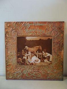 KENNY LOGGINS & JIM MESSINA Native Sons 1976 Gatefold LP Vinyl Record PC 33578  #FolkCountryRockSingerSongwriter